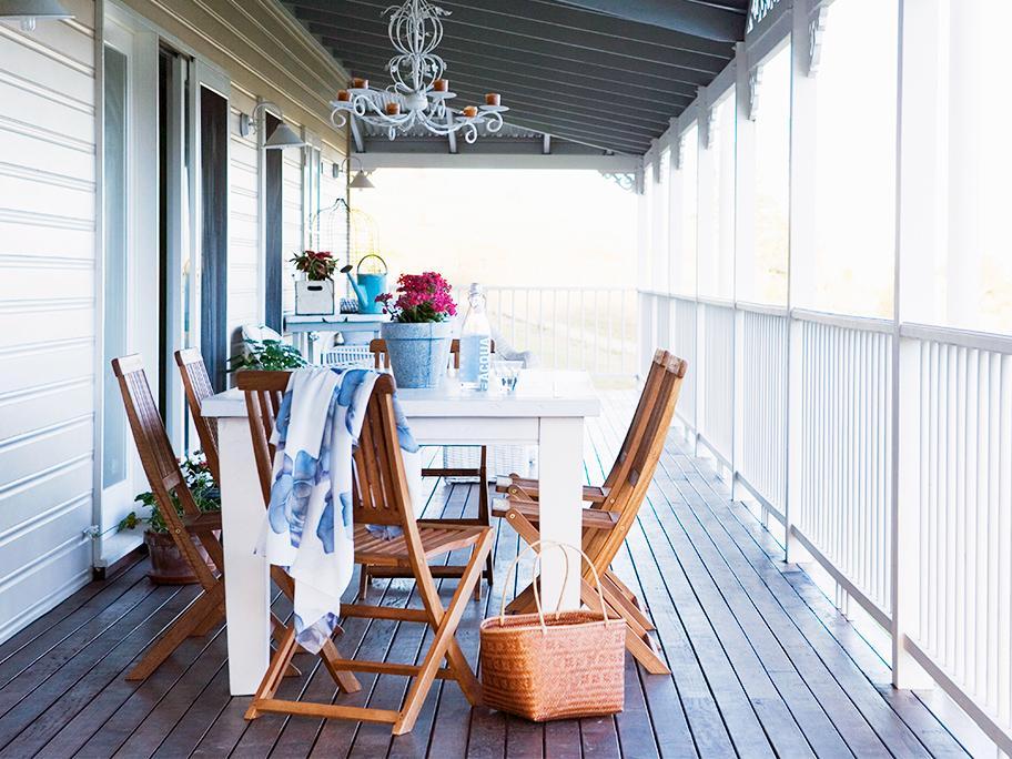 Cómo decorar una casa de playa