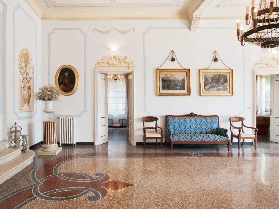 Una casa señorial en Lisboa
