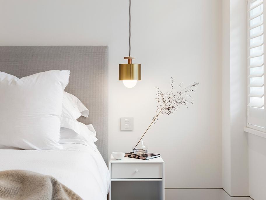 Iluminar el dormitorio