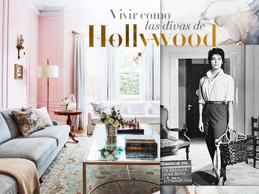 Así vive una diva de Hollywood