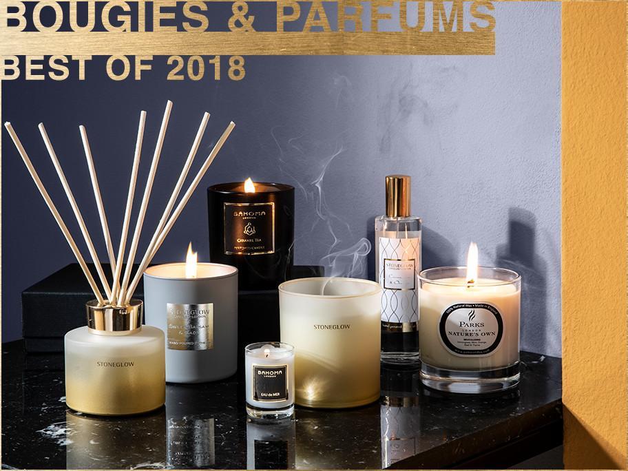 Best of bougies & parfums