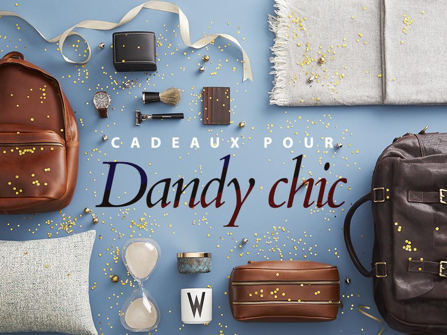 Cadeaux pour dandy chic