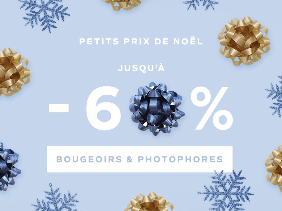Bougeoirs & photophores