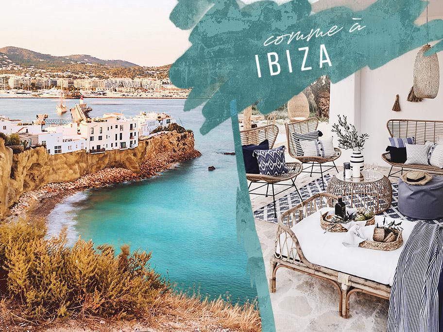 Charme méditerranéen à Ibiza