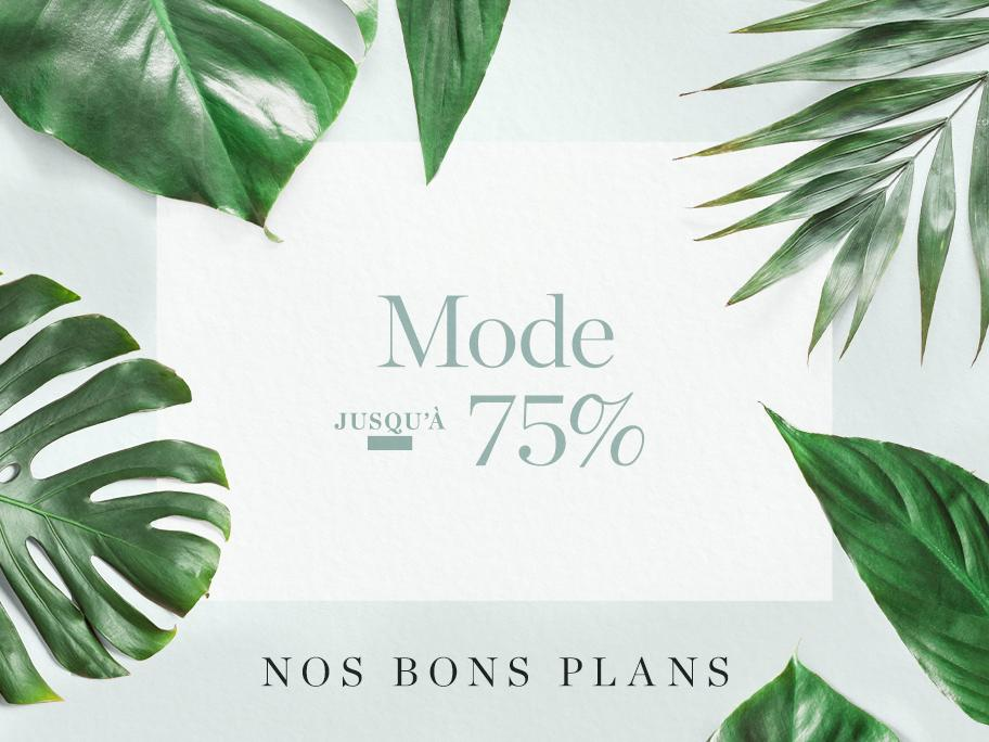 Nos bons plans : mode