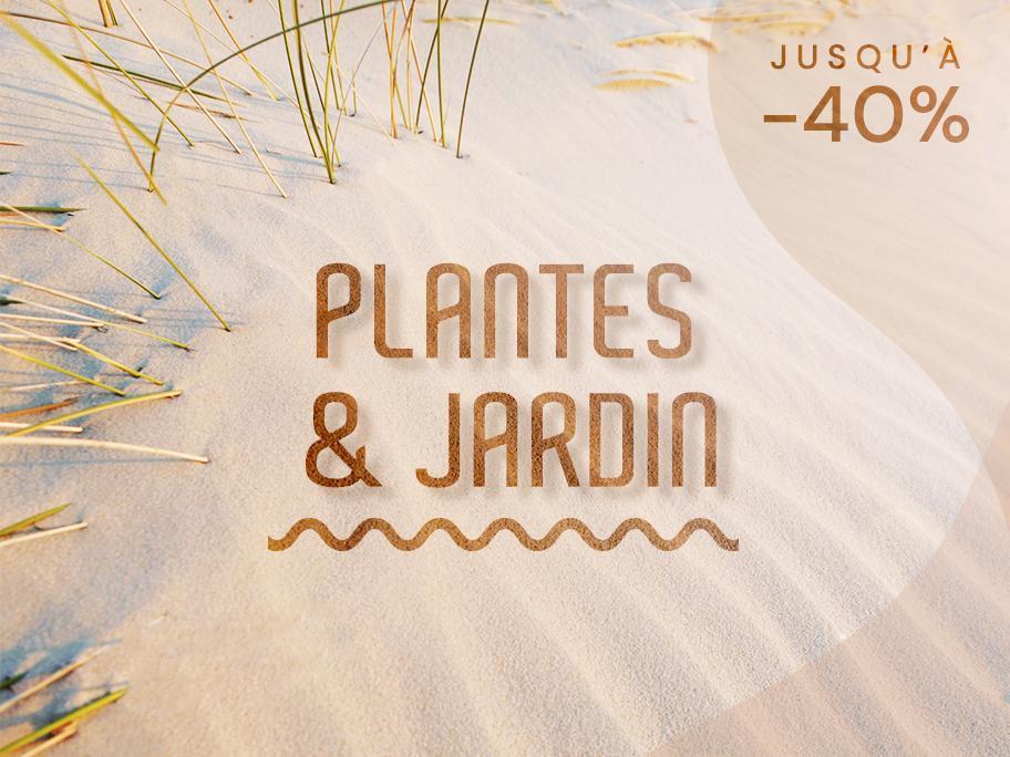 Plantes & Jardin