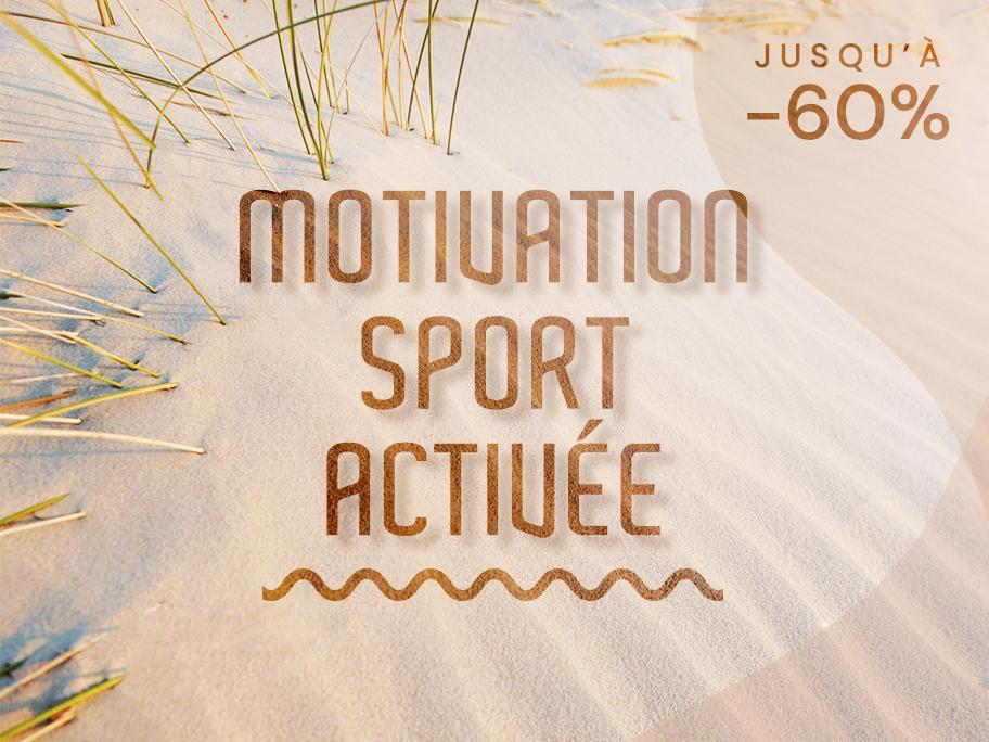 Motivation sport activée