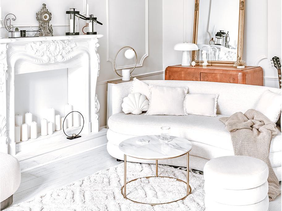 Un intérieur classique