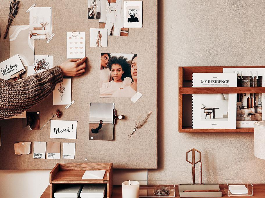 Idées d'automne : le bureau