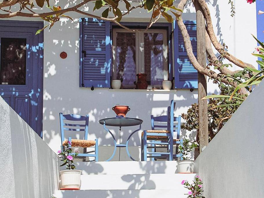 Bleu & blanc