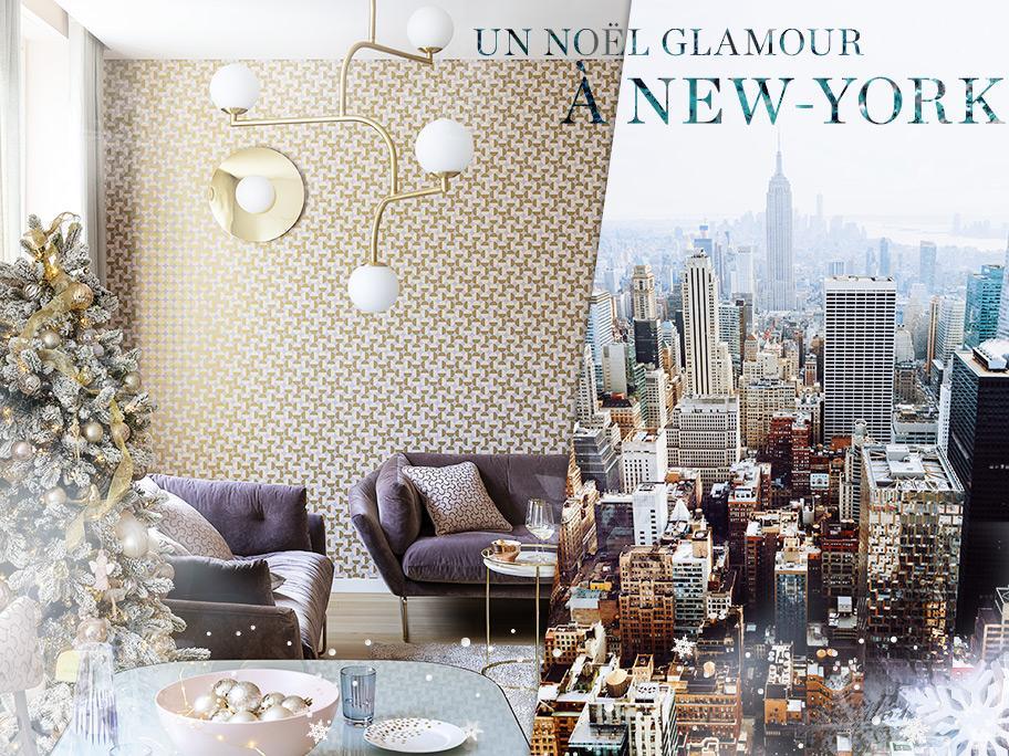 New-York à vos pieds pour Noël