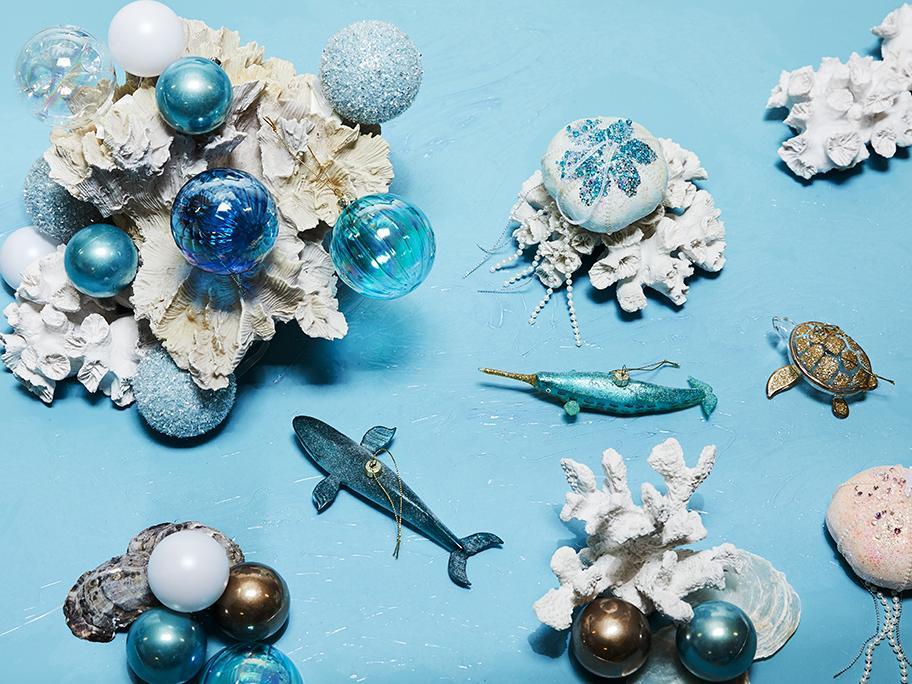 Noël sous l'océan