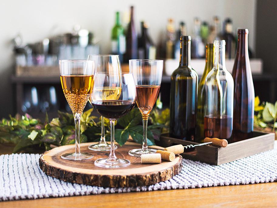 Notre guide des verres à vin