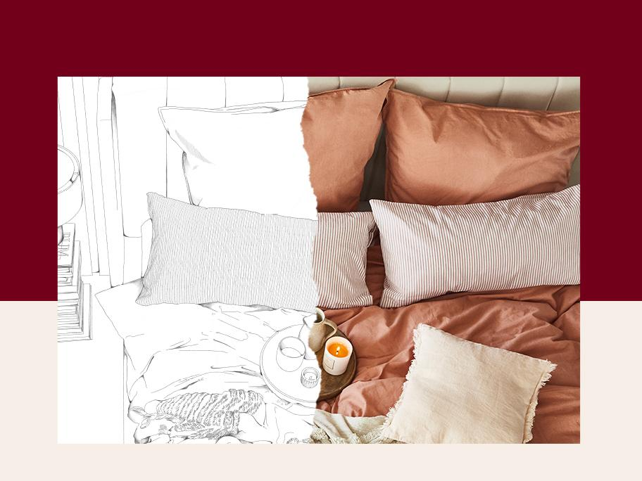 Notre linge de lit