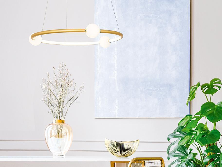 Luminaires filigranes