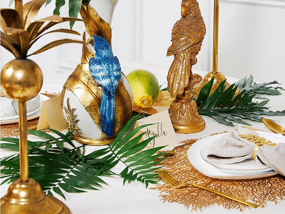 Faune & Flore : la table