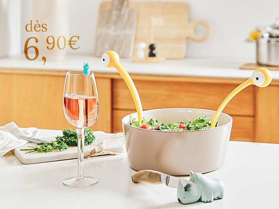 Adorables gadgets de cuisine