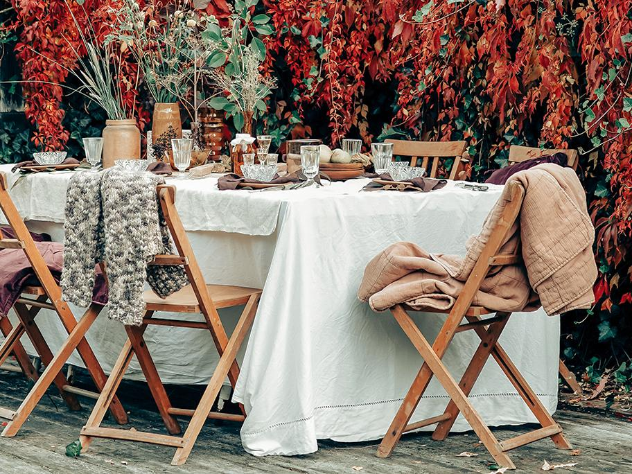 Idées d'automne : l'extérieur