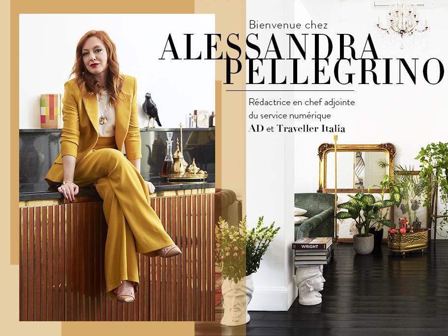 Chez Alessandra Pellegrino