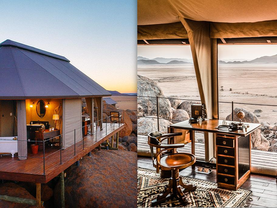 Sonop Lodge en Namibie