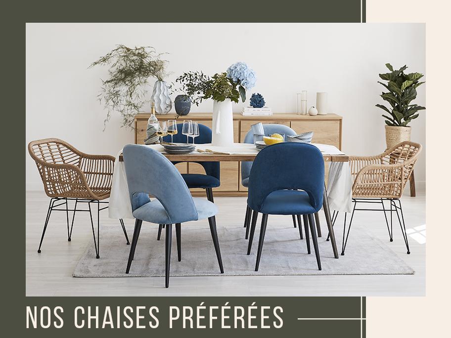 Parlons de… chaises