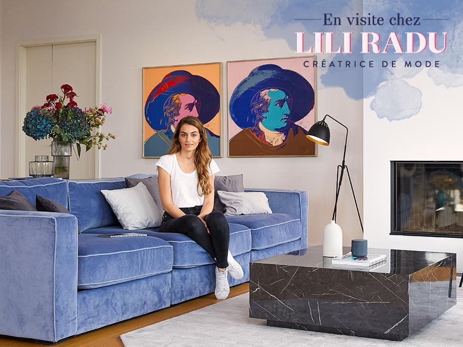 Chez la créatrice Lili Radu