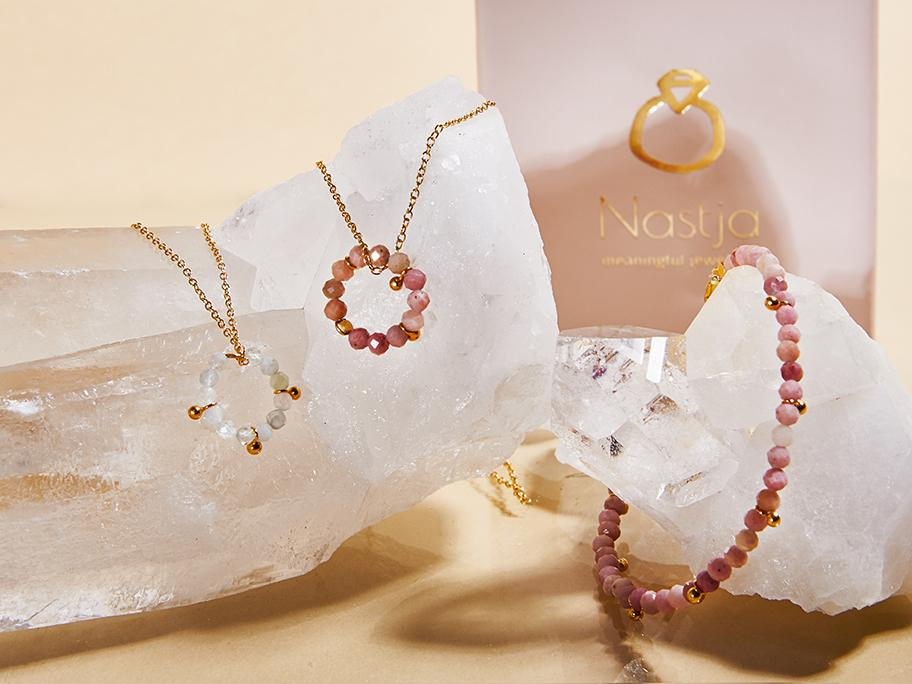 Nastja Meaningful Jewellery