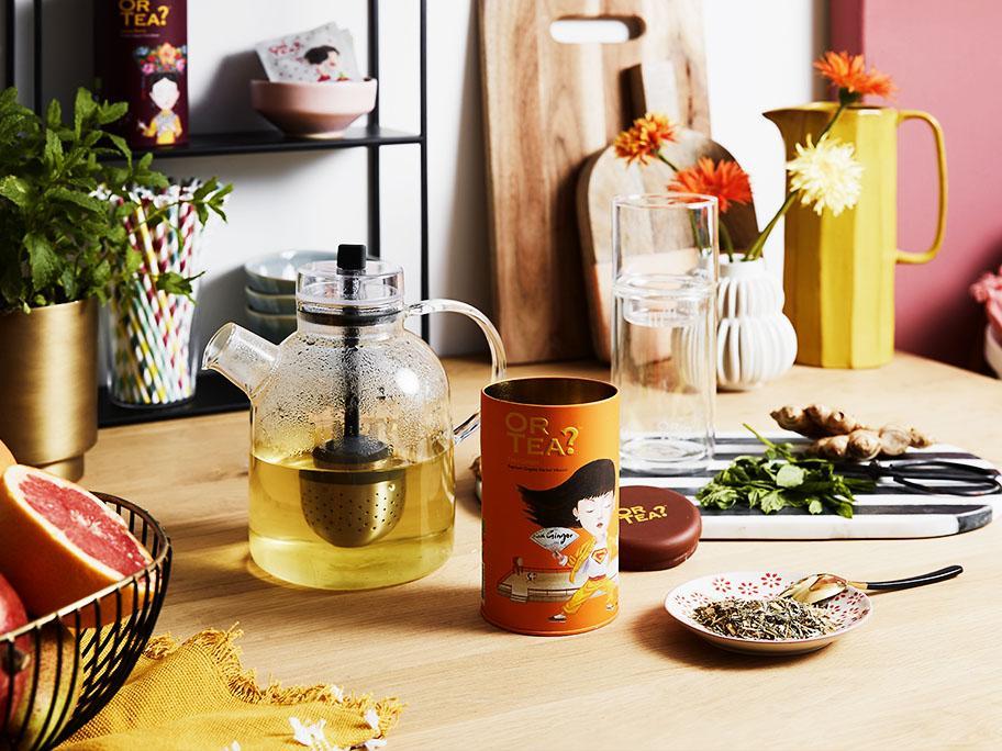 Nouveau : Or Tea ?
