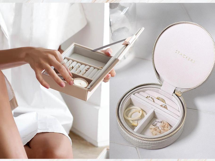 Boîtes à bijoux stylées