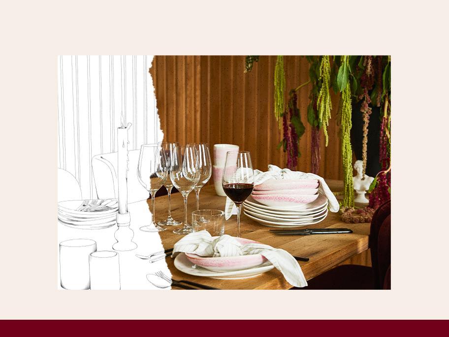 Nos plus belles tables