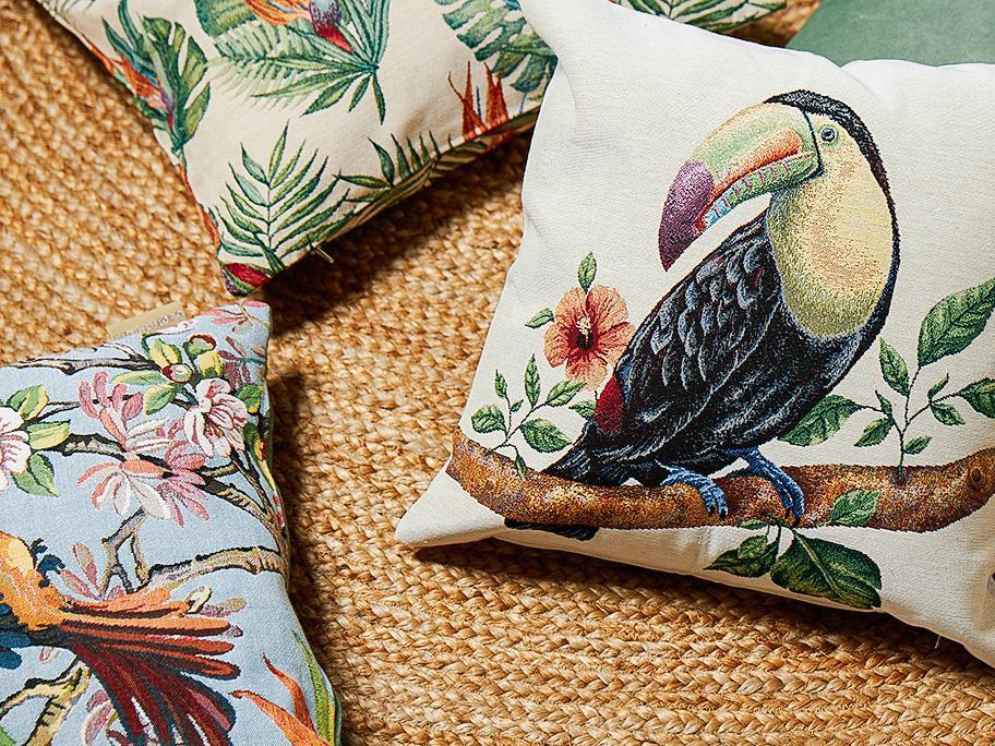 Faune & Flore : les textiles