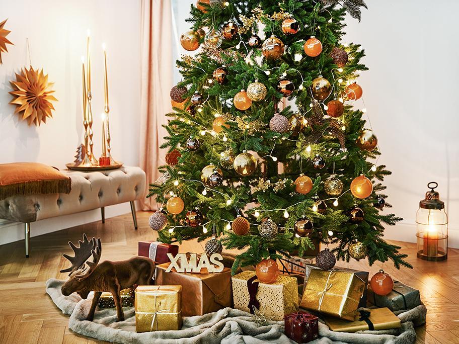 Cuivre & rouille pour Noël