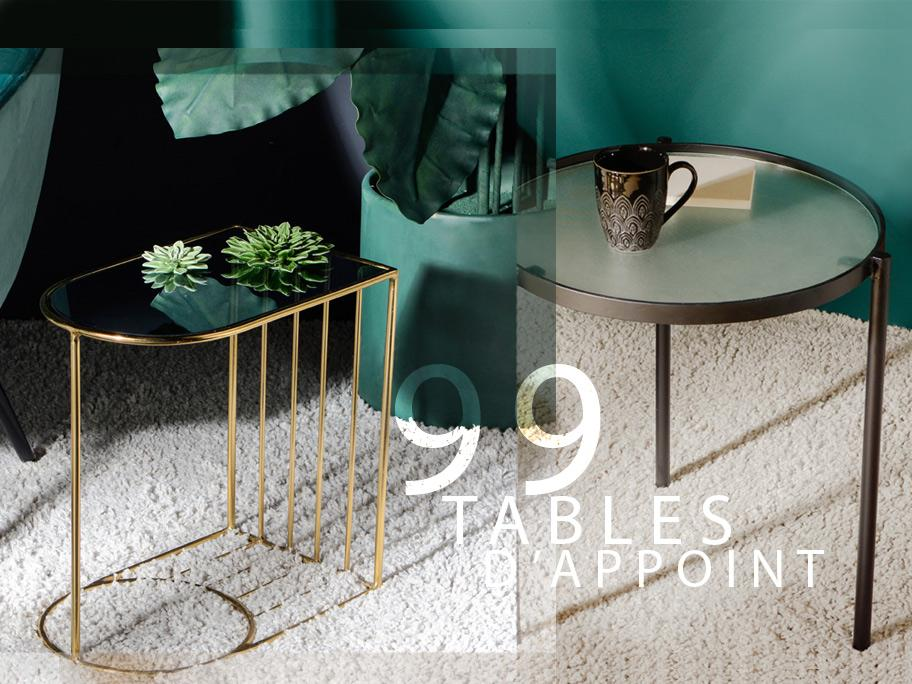 99 tables d'appoint