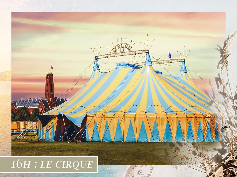 Allons au cirque !