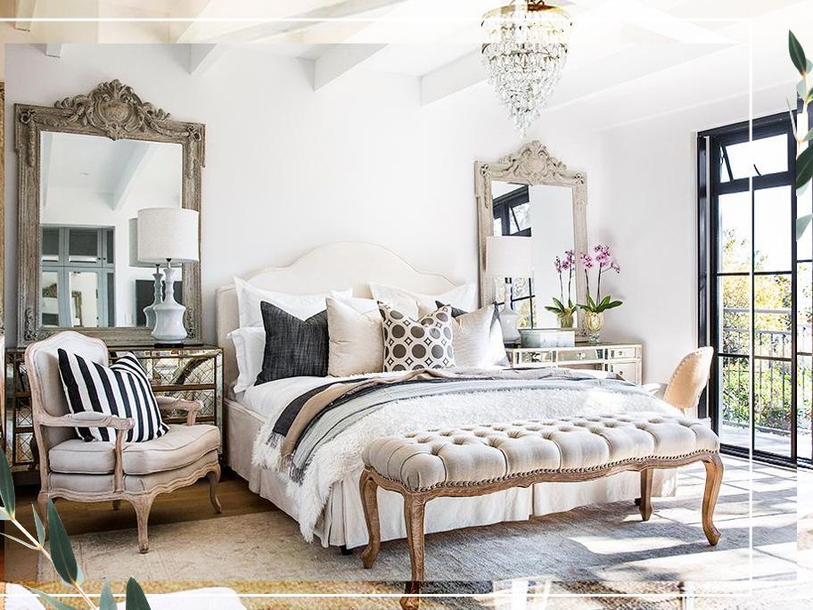 Chambre classique & raffinée