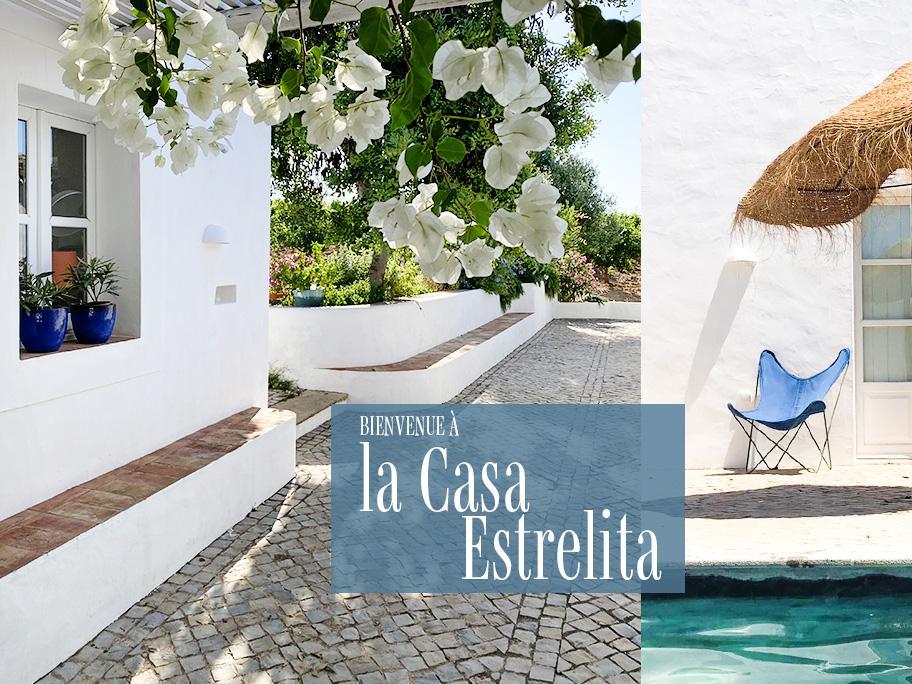 Bem-vindos a Casa Estrelita