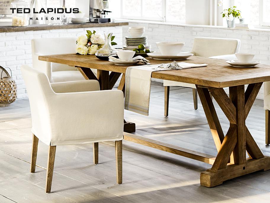 Chaises Ted Lapidus Maison