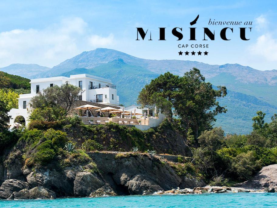 Misíncu, au Cap Corse