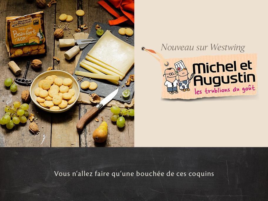 Nouveau : Michel et Augustin
