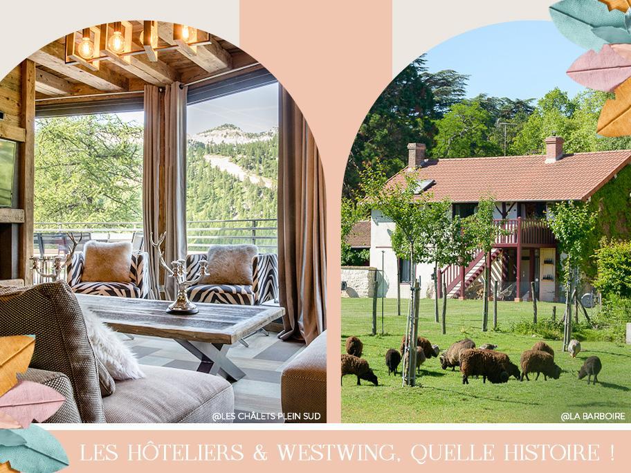 2 hôtels inspirés par Westwing