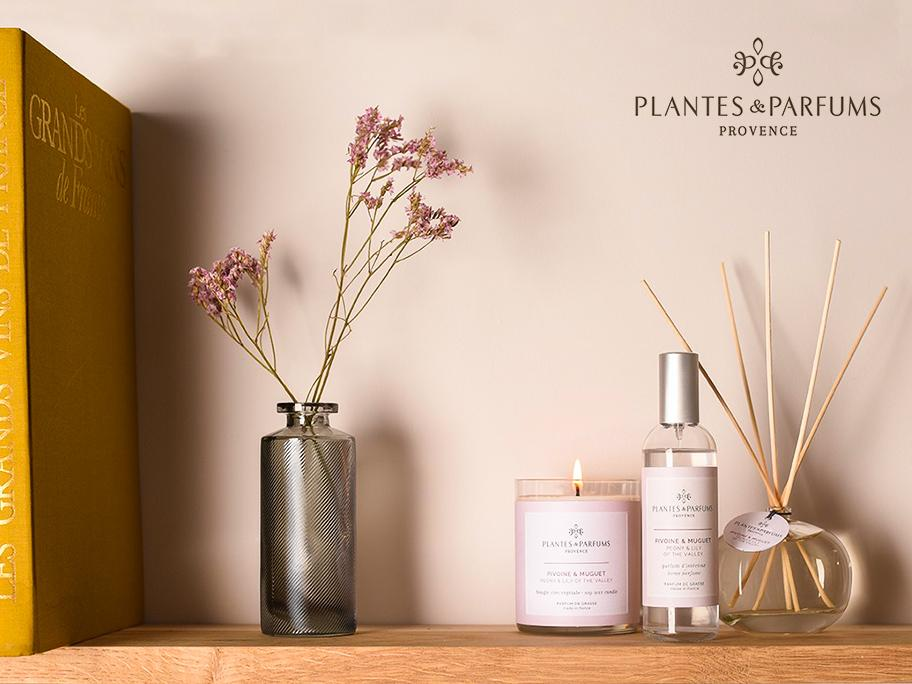 Nouveau : Plantes & Parfums
