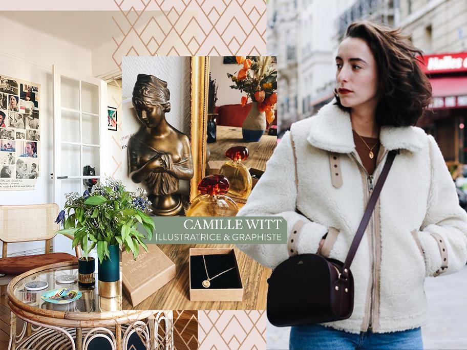 Bienvenue chez Camille Witt