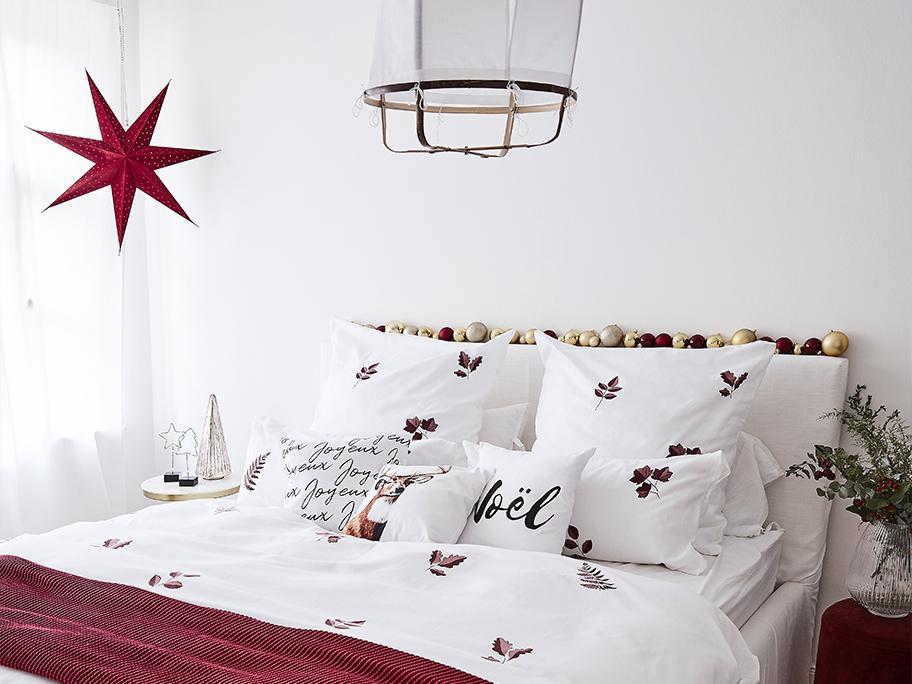 Nos textiles fêtent Noël