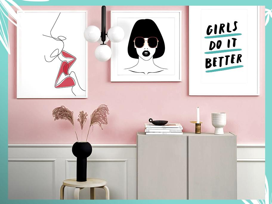 Affiches Girl Power