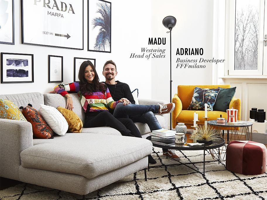 A Casa di Madu e Adriano