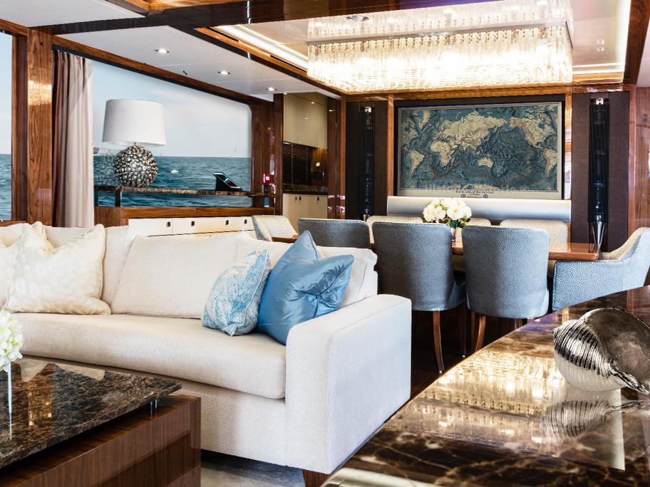 Un Giro sullo Yacht di Design