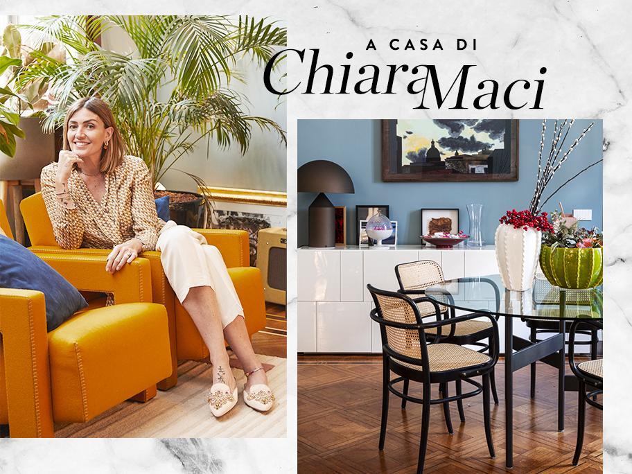 A Casa di Chiara Maci