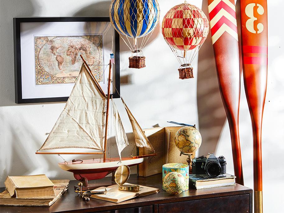 Authentic Models: Nautical