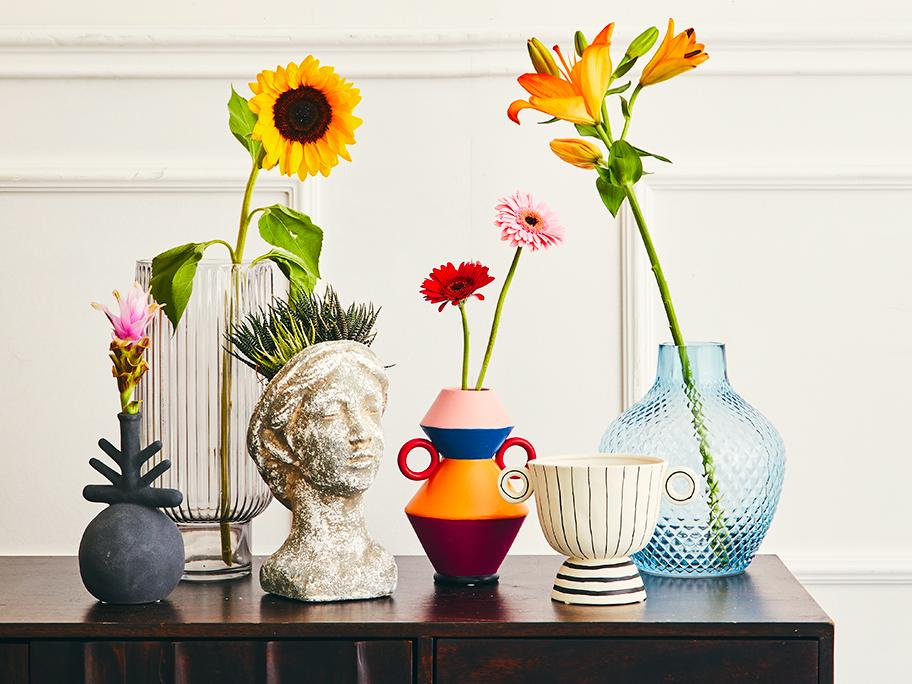 Abbina Vasi di Stili Diversi