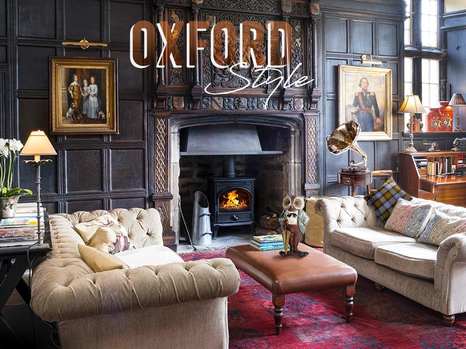 Benvenuti a Oxford!